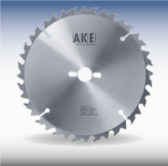 Circular saw blade for solid wood Z24F