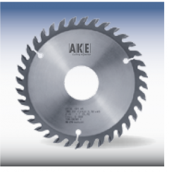 Circular scoring saw blade Z12+12 Split Scribe 120mm