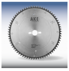 Circular saw blade Z110, Negative Rake Aluminium Saw