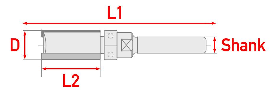 Shank Type Cutter